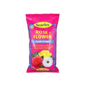Rose & Flower Plant Food 2.5Kg Searles