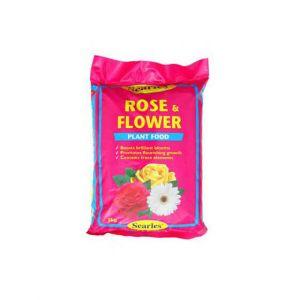 Rose & Flower Plant Food 5Kg Searles