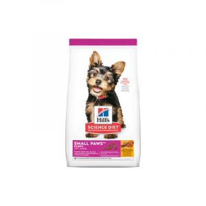 Hill's Science Diet Dog Food; Puppy Food; Dry Dog Food; Small Paws Dog Food; Small Dog Food; Chicken & Barley Dog Food