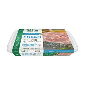 Raw Fish Cat 450G Nas