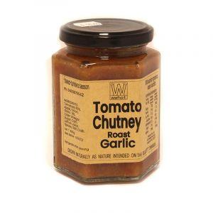 Wwhat Tomato Chutney Roast Garlic 300G