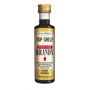 Still Spirits Top Shelf FRENCH BRANDY Essence 50ml Spirit Making Home Brew