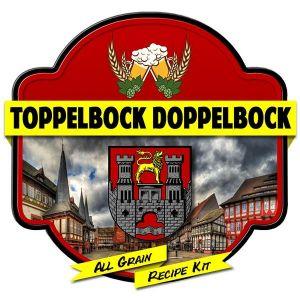 Toppelbock - Doppelbock All Grain Recipe Kit Suits Grainfather Home Brew