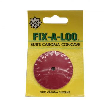 Fix-A-Tap Concave Caroma Suction Washer Suits Caroma Cisterns 226174
