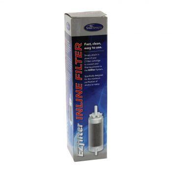 EZfilter Inline Filter for EZfilter System Still Spirits Home Brew