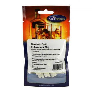 Still Spirits Ceramic Boil Enhancers 30g (approx 20 Saddles) Home Brew