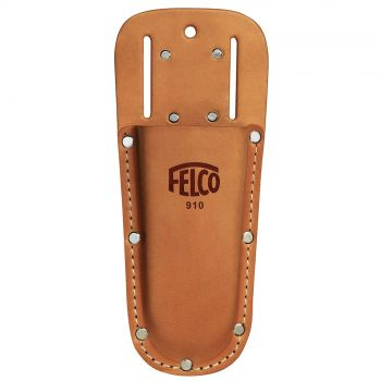 FELCO 910 Leather Secateur Holster with Belt Clip and Loop