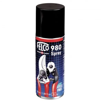 FELCO 980 Cleaning and Lubricant Spray Protect Against Rust Swiss Made