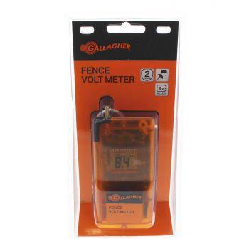 Gallagher G50331 DVM3 Digital Volt Meter Electric Fencing Fence Tester