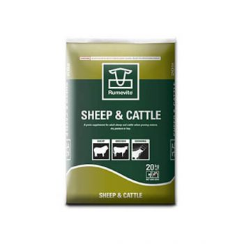 Sheep & Cattle Pellets Barastoc 20Kg