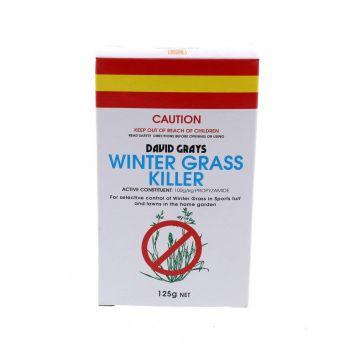 Winter Grass Killer Selective in Lawns 100g/kg Propyamide 125g David Grays