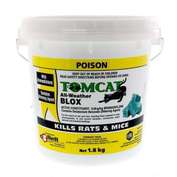 Tomcat Green All Weather Blox 1.8kg