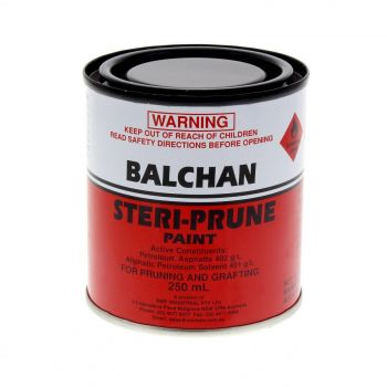 Steri-Prune Paint 250ml Balchan Easy To Apply Covers 3-4 Metres Suits All Plants