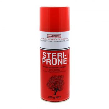 Steri-Prune Aerosol 250g Graft Sealing Wound Dressing Protection Garden Spray