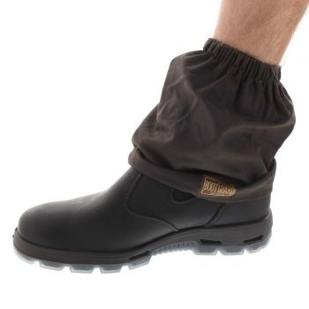 Boot Guards Save Your Socks! Hardwearing Oilskin No More Debris In Your Socks