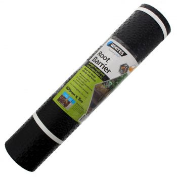 Root Barrier 600mm x 5m Ideal For Large Plants Trees Protection Recycled Plastic