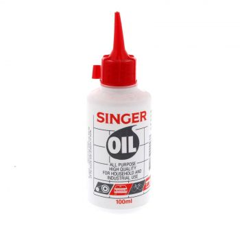 Singer Oil High Quality Lubricant 100ml Singer Lubricating Hinge Bicycle Bike