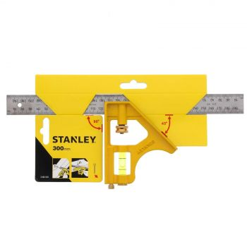 Square Comb Contractor 300mm Stanley Grooved Removable Blade Cutting Edge