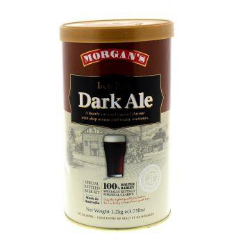 Morgans Iron Bark Dark Ale Ingredient Can Home Brew Beer
