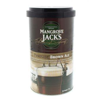 Mangrove Jacks Tyneside Brown Ale Ingredient Can Home Brew
