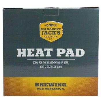 Heater Heat Pad Mangrove Jacks Home Brew Beer Low Constant Heat Aids Yeast