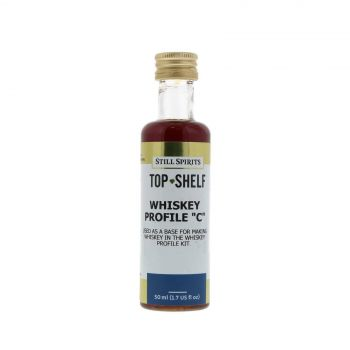Still Spirits Top Shelf WHISKEY PROFILE C Essence 50ml Spirit Making Home Brew