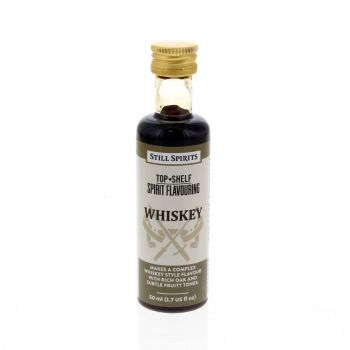 Still Spirits Top Shelf WHISKEY Essence 50ml Spirit Making Home Brew