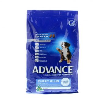 Advance Puppy Food Plus Growth Large Breed Chicken Large Breed 3kg