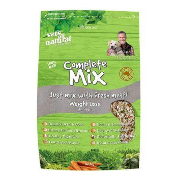 Vet's All Natural Dog Food; Dry Dog Food; Complete Mix