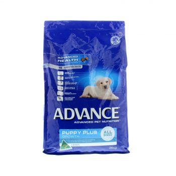 Advance Puppy Food Plus Growth Chicken All Dog Breeds 3kg