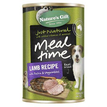 Natures Gift Lamb/Pasta/Veg 700G