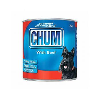 Chum Beef 12 X 700Gm