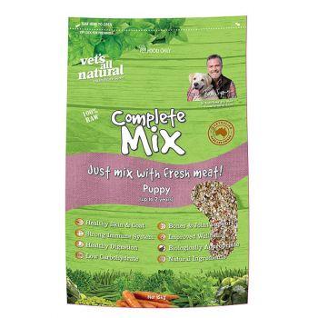Vet's All Natural Complete Mix Dog Food; Dry Dog Food; Puppy Dog Food