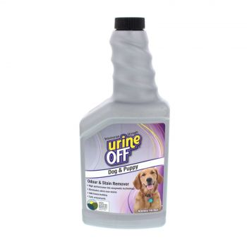 Urine Off Dog and Puppy Odour and Stain Remover 500ml Bio Pro