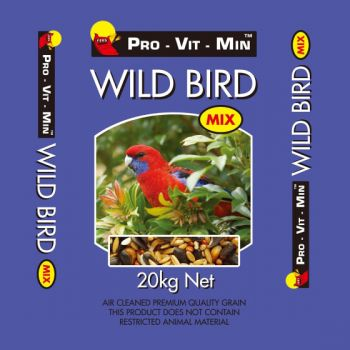 Wild Bird Mix 20Kg