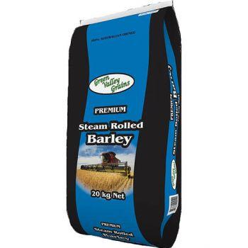 Steamed Rolled Barley 20Kg Green Valley