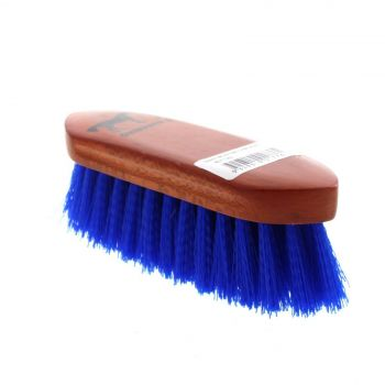 Zilco Dandy Brush Small Blue 180mm x 60mm Gymkhana Horse Equine Grooming