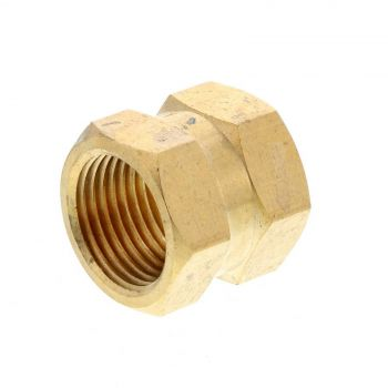 Socket Hex Brass Fitting 1/2 Inch Plumbing Water Irrigation