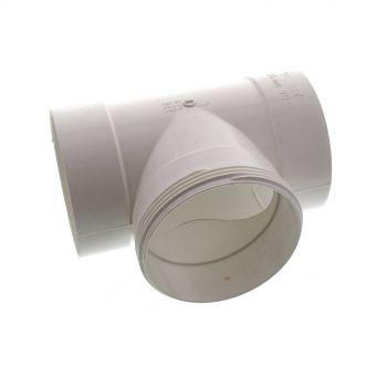 Stormwater Tee Junction Female/Female 90mm x 90 Degree Repair Fitting Irrigation