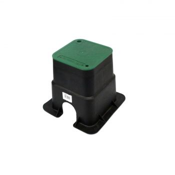 Valve Box 150L x 150W x 210D mm Watering Irrigation Weather Resistant Heavy Duty