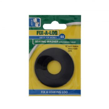 Fix-A-Tap Seating Washer Suits Fowler 'K' Valve 226280 Sing Flush Units Durable