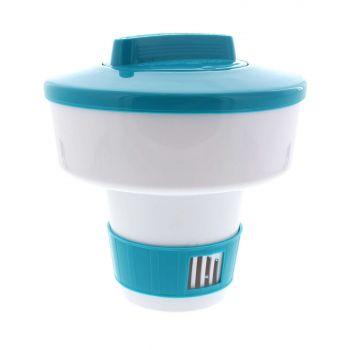 Pool Spa Floating Chlorine Dispensor 7 Inch (17.8cm) Lightweight Sanitiser