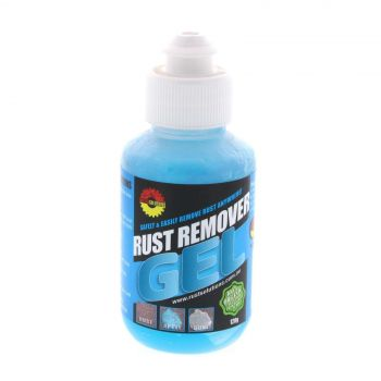 Rust Remover Gel Unseize Rusted Items Free of Harmful Acid 120g Rusted Solutions