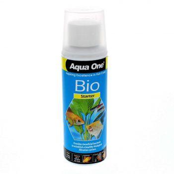 Treatment Bio Starter 150ml 92152 Fish Tank Aquarium Aqua One