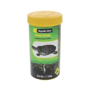 Turtle Stick 100gm 11533 Fish Tank Aquarium Reptile Aqua One