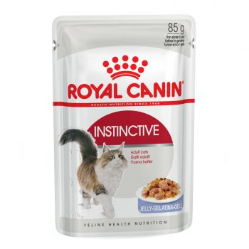 ROYAL CANIN INSTINCTIVE ADULT JELLY 85G