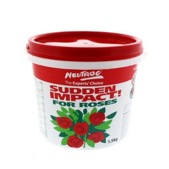 Sudden Impact For Roses A2All Flowering and Fruiting Plants Neutrog 1.5kg