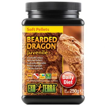 Rep Cal Bearded Dragon Food Growth Formula Juvenile Reptile 170g