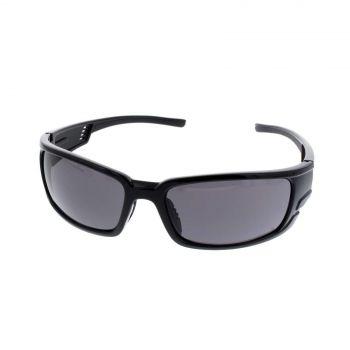 Denver Smoke Safety Glasses Anti-Fog Black Frame UV Protection Lightweight