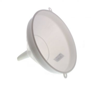 Funnel 26cm With Filter Brewing Equipment Multipurpose Essential Home Brew